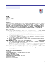 special forces resume cipanewsletter military resume examples resume design sample resume military