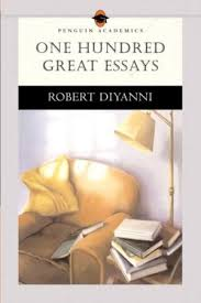 great essays rd edition   essay  one hundred great essays penguin academics series