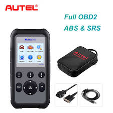 <b>Autel</b> MaxiLink ML609P Diagnostic Tool Obd2 Scanner escaner ...