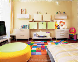 An ideal kid's room