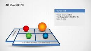 boston consulting group   slidemodel      d bcg matrix