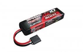 <b>Аккумулятор TRAXXAS</b> LiPo 11.1V 3S 25C <b>5000mAh</b> (iD Plug ...