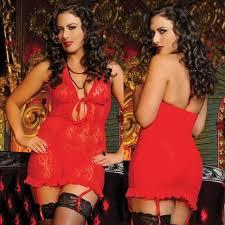 Гипюровое красное платье с завязками на груди. Мини платья ...