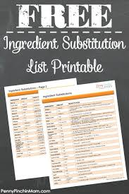 list handy kitchen