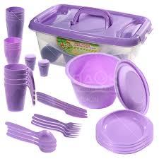 <b>Набор посуды для пикника</b> на 4 персоны Martika Чезаре С68 ...