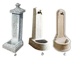 Fontana Cascata Da Giardino : Cascate pietra fontane