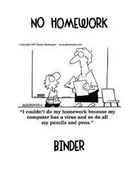 ideas about No Homework Binder on Pinterest   Homework     Pinterest