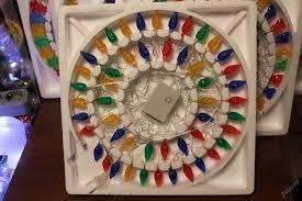 LED светодиодная <b>гирлянда с насадками</b> в виде разноцветных ...