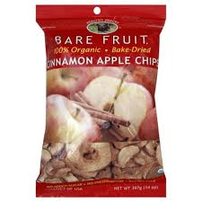 bare fruit apple cinnamon chips