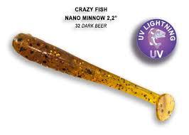 Cиликоновые <b>приманки Crazy Fish</b> — купить дешево в интернет ...