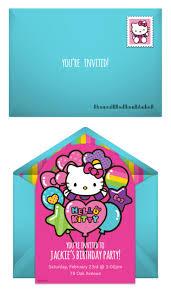 best ideas about hello kitty invitations hello hello kitty online invitations