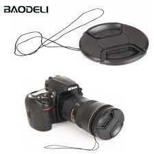 <b>BAODELI Камера Универсальный</b> объектив Cap 37 40,5 43 46 49 ...