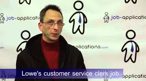 lowe s interview customer service associate lowe s interview customer service associate