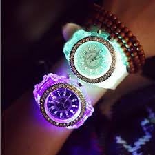 <b>LED Flash Luminous Watch</b> students lovers watch WristWatch ₱135