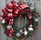 Рождественские венок