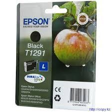 <b>Картридж Epson T1291</b> (C13T12914010/ <b>C13T12914011</b> ...