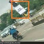 """""""I Am Sorry"""" Banners By Boyfriend In Maharashtra Locality Upset Police"""