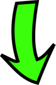Image result for down arrow