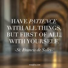 Saint Francis de Sales Quotes. QuotesGram via Relatably.com