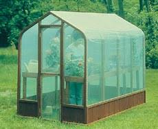 Free Greenhouse Plans   Woodworking Plans to Build a Simple or    Greenhouse Plan