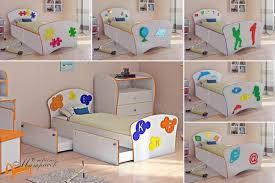 <b>Кровать Орматек Соната Kids</b> Плюс (для мальчиков и девочек) c ...