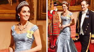 Kate Middleton Has a Rare Tiara Moment for a State Dinner | Vanity ...
