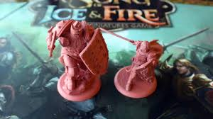 cmon announces a song of ice and fire tabletop miniatures game a song of ice and fire miniatures game lannister