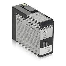 <b>Epson T5808</b> UltraChrome K3 <b>Matte Black</b> C- Buy Online in ...