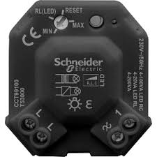 CCT99100 - <b>Universal LED</b> dimmer module | Schneider Electric