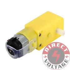 DC 3V-12V <b>Dual Axis Gear</b> Reducer <b>Motor</b> For Arduino Smart Car -