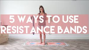 <b>Five</b> Ways to Use <b>Resistance Bands</b> - YouTube