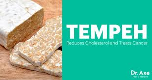 Tempeh: A Fermented Soybean with Many Probiotic Benefits - Dr. Axe