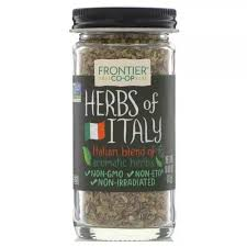 Frontier Natural Products <b>Italian</b> Seasoning <b>Herbs Of Italy</b>