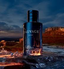 <b>Sauvage Parfum</b>: a smoldering, wild fragrance trail | <b>DIOR</b>
