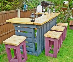 patio furniture from pallets. view in gallery palletbarandstools patio furniture from pallets u