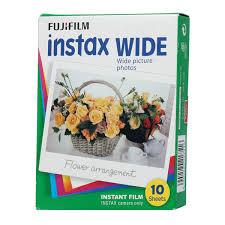 Купить Картридж для фотоаппарата <b>Fujifilm Instax Wide</b> 10/PK в ...