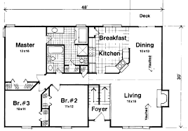 Split Level House Plans at COOLhouseplans comORDER this house plan  Click on Picture for Complete Info