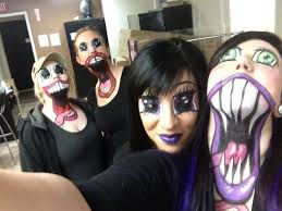 scariest make up ideas face off 12