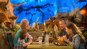 <b>T</b>-<b>REX</b> Restaurant | Walt Disney World Resort