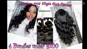 Amazon Prime Super Affordable 100% Virgin Body Wave <b>Hair</b> ...