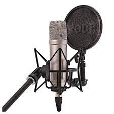 Купить <b>Студийный микрофон Rode</b> NT1-A в   GadgetLab24 ...