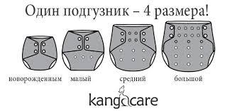 <b>Многоразовый памперс</b> (подгузник) <b>Kanga Care</b> Rumparooz ...