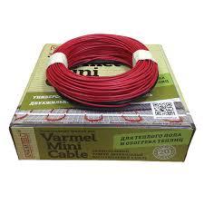 <b>Нагревательный кабель varmel mini</b> cable (15 вт/м) 78 п/м = 1170 ...
