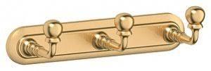 <b>Крючок 3SC Stilmar</b> STI 302 матовое золото – купить в Москве в ...