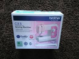 Обзор от покупателя на <b>Швейная машина</b> Brother CX5 ...