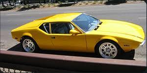 1971-74 DeTomaso <b>Pantera History</b> by Dan Jedlicka