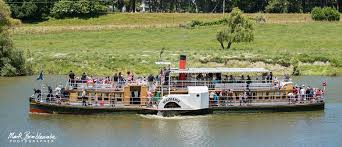 Image result for paddle steamer wanganui