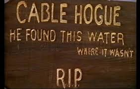 Image result for the ballad of cable hogue