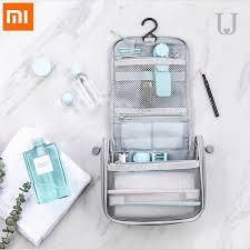 <b>Xiaomi Portable</b> Wash Bag Women Makeup Cosmetic Organizer kit ...
