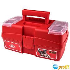 <b>Ящик</b> для инструментов <b>Blocker</b>, красный 12 (BR4009) — купить с ...